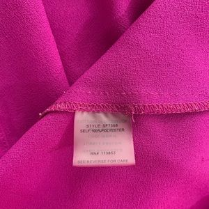 Brixon Ivy Tops - Purple Blouse